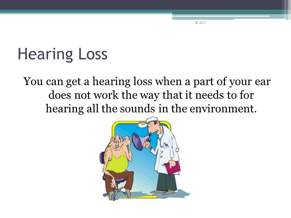 Sounds can be Loud or Soft Sounds start to become harmful when they reach: A.