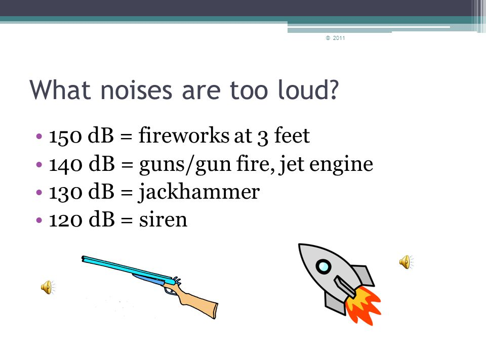 Noise Induced Hearing Loss Loud noise can be very damaging to hearing The hair cells in your ears become damaged and if they become damaged they don't grow back.