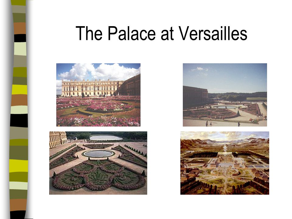 The Palace at Versailles
