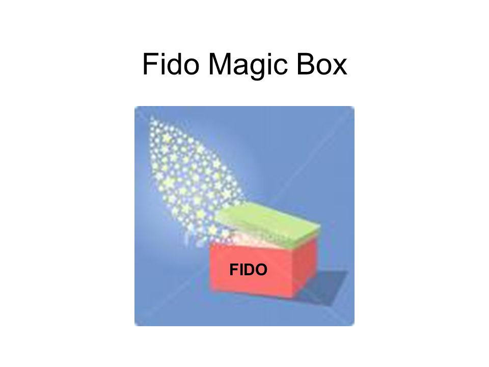 Fido Magic Box FIDO