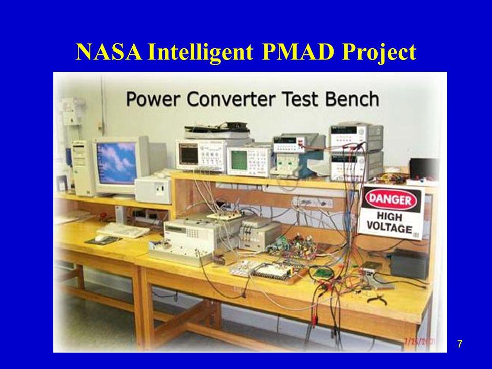 7 NASA Intelligent PMAD Project