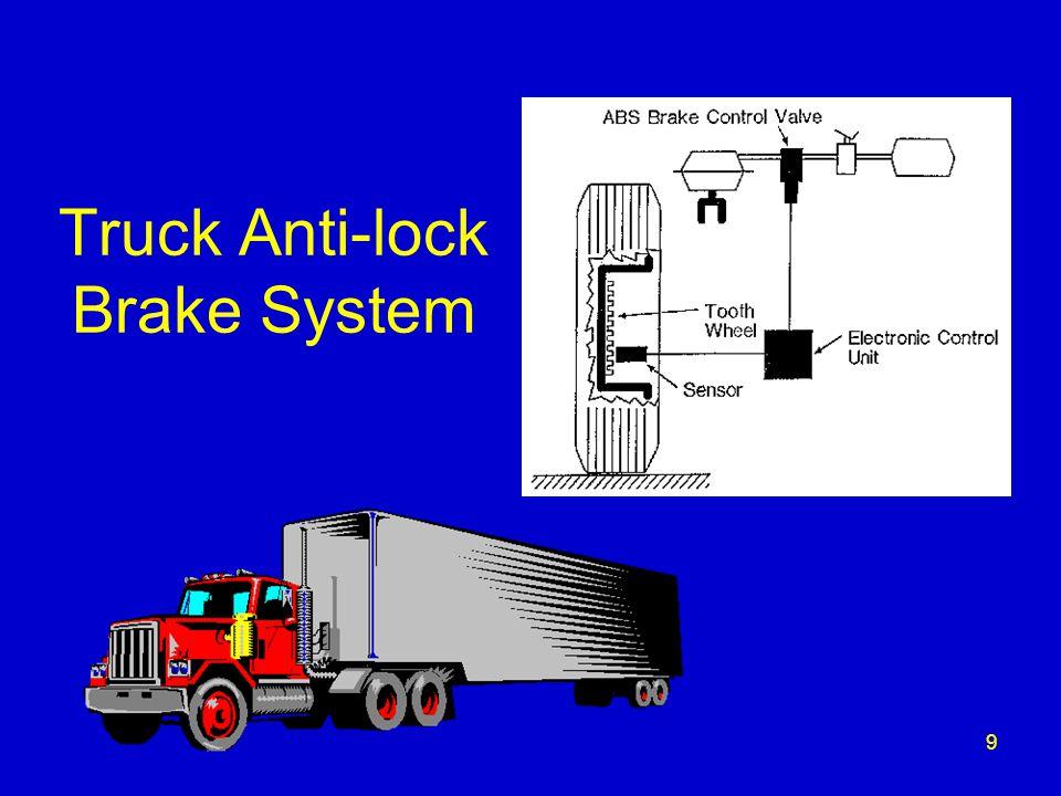 9 Truck Anti-lock Brake System