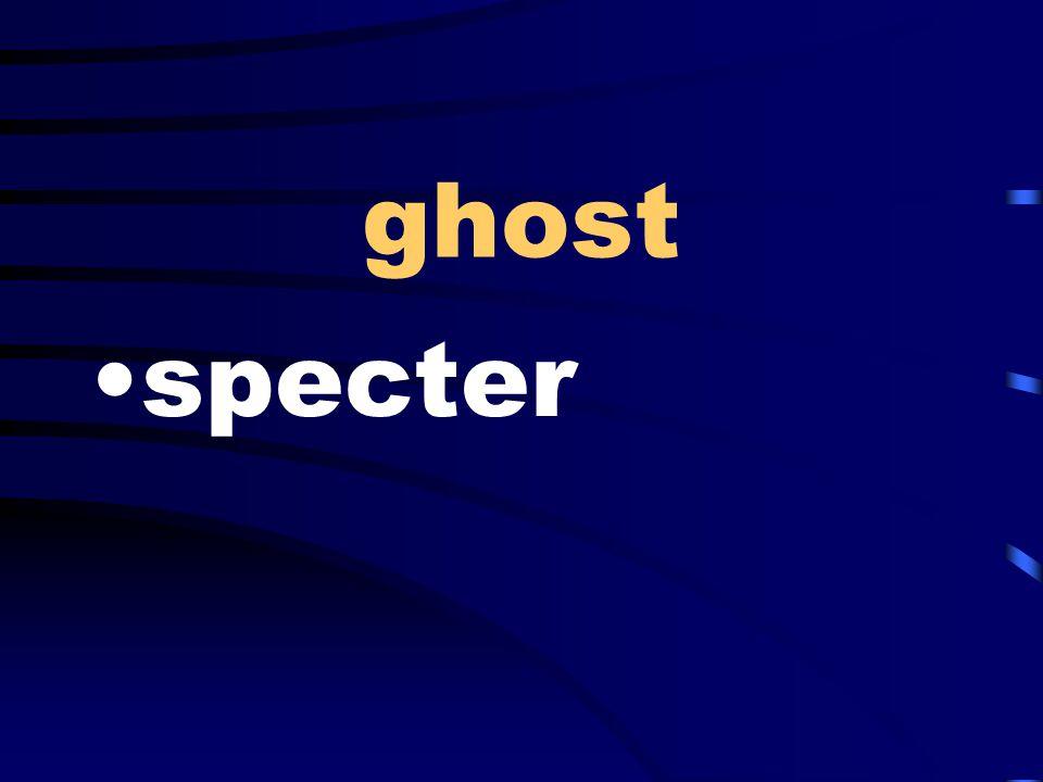 ghost specter