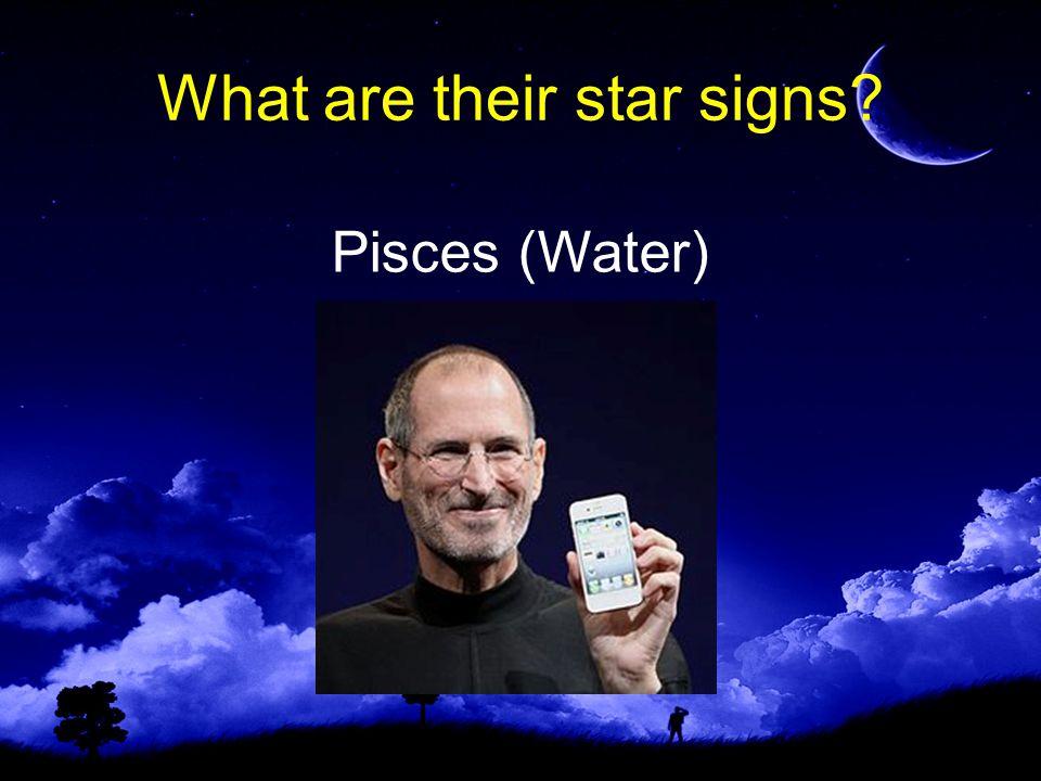 Pisces (Water)