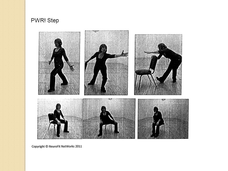 PWR! Step
