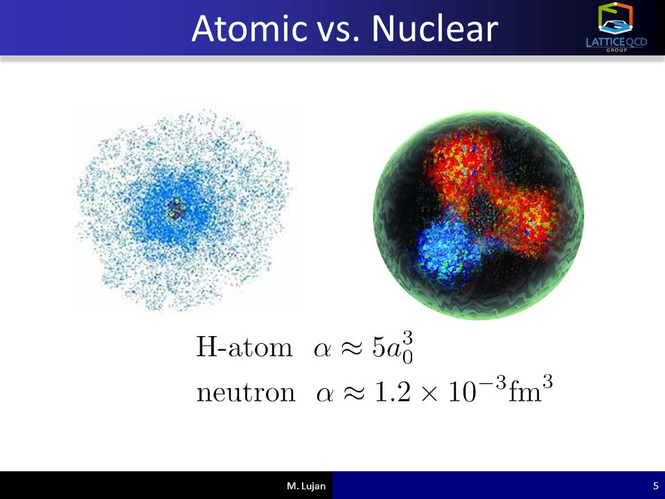 M. Lujan Atomic vs. Nuclear 5