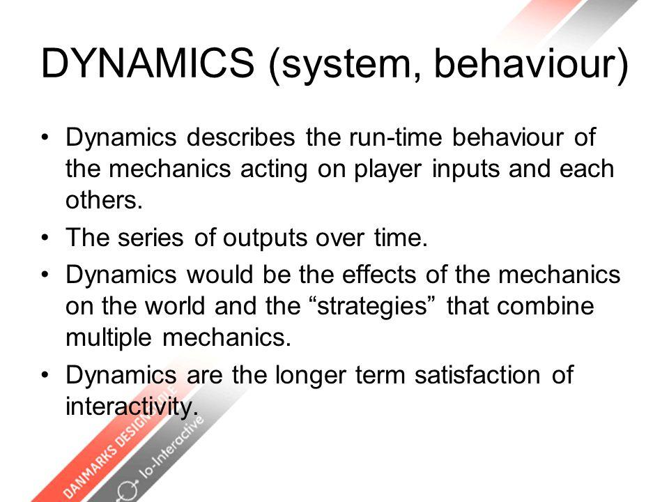 Ludic analysis Review of mechanics/dynamics Affordances for dispatching Don Fernando Affordances for dispatching Manuel Playing modes