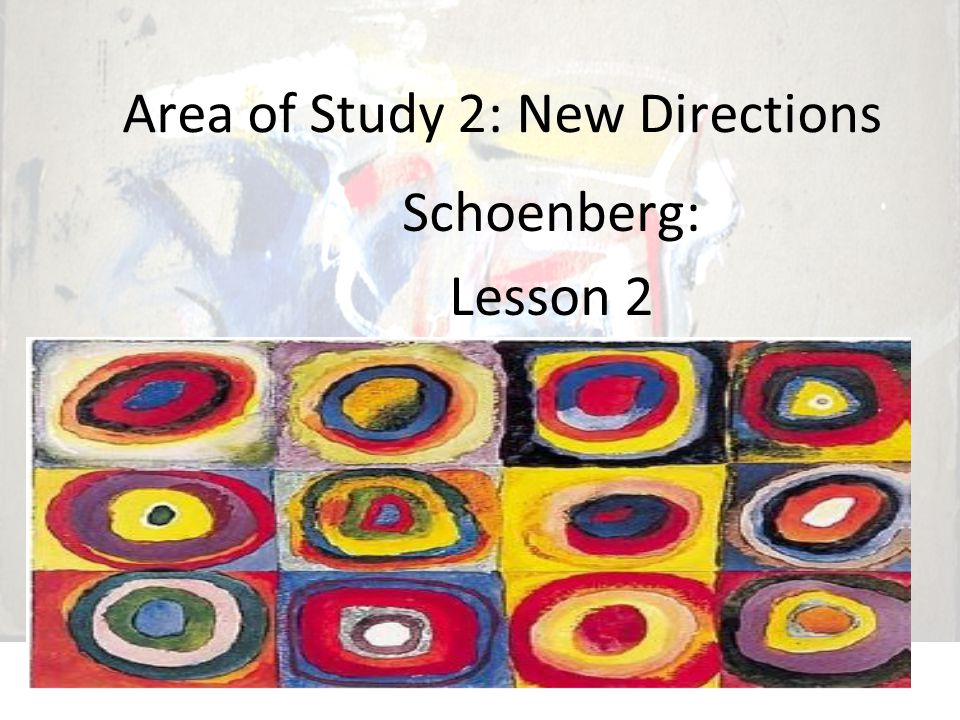 About Schoenberg Arnold Schoenberg was born in Vienna in 1874 and died in 1951.