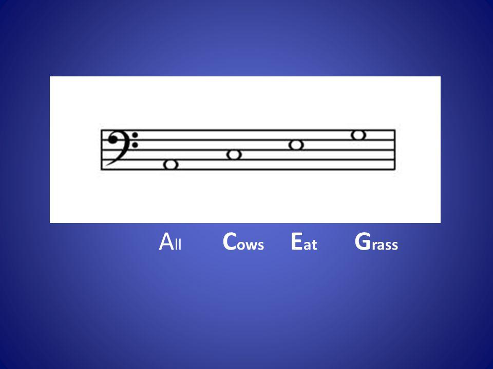 A ll C ows E at G rass
