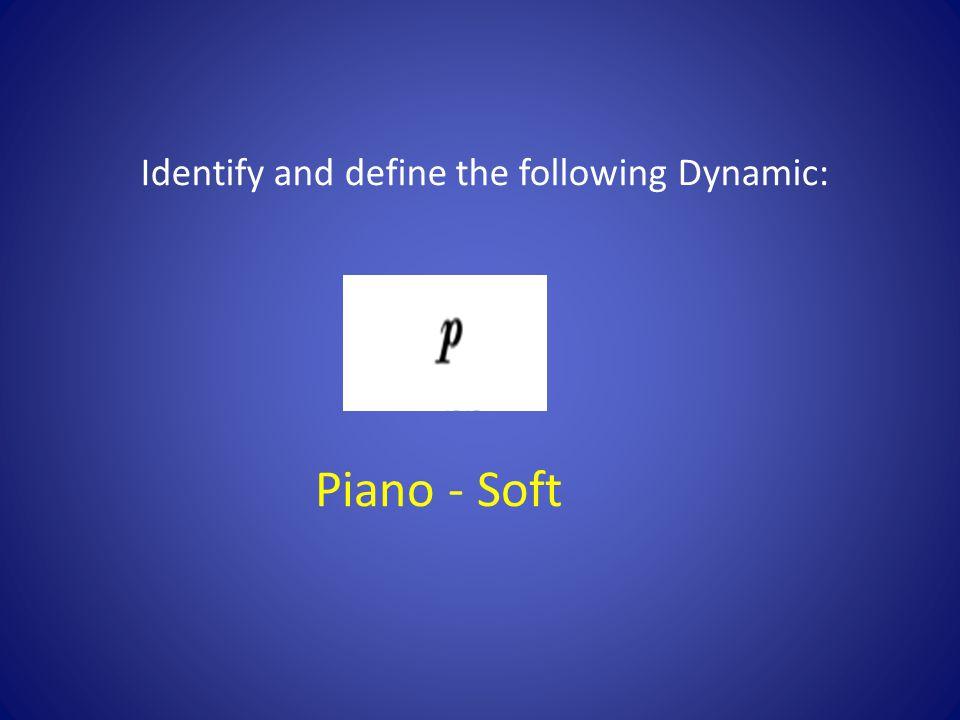 Piano - Soft