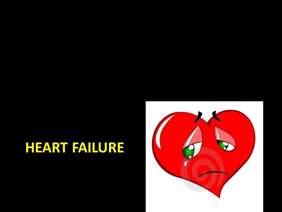 Definition HF results when cardiac output is insufficient to meet the metabolic demands of the body Triggers of HF in children: – Excessive preload – Excessive afterload – Abnormal rhythm – Decreased contractility