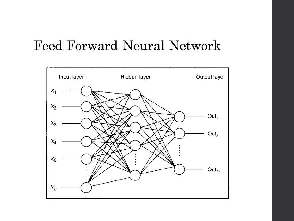 Feed Forward Neural Network