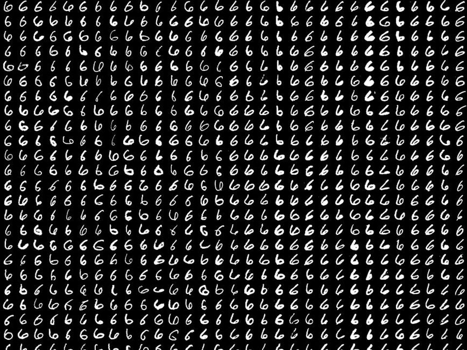 Constraints As a control, each classification algorithm will be presented with the MNIST test set, in the exact same order.