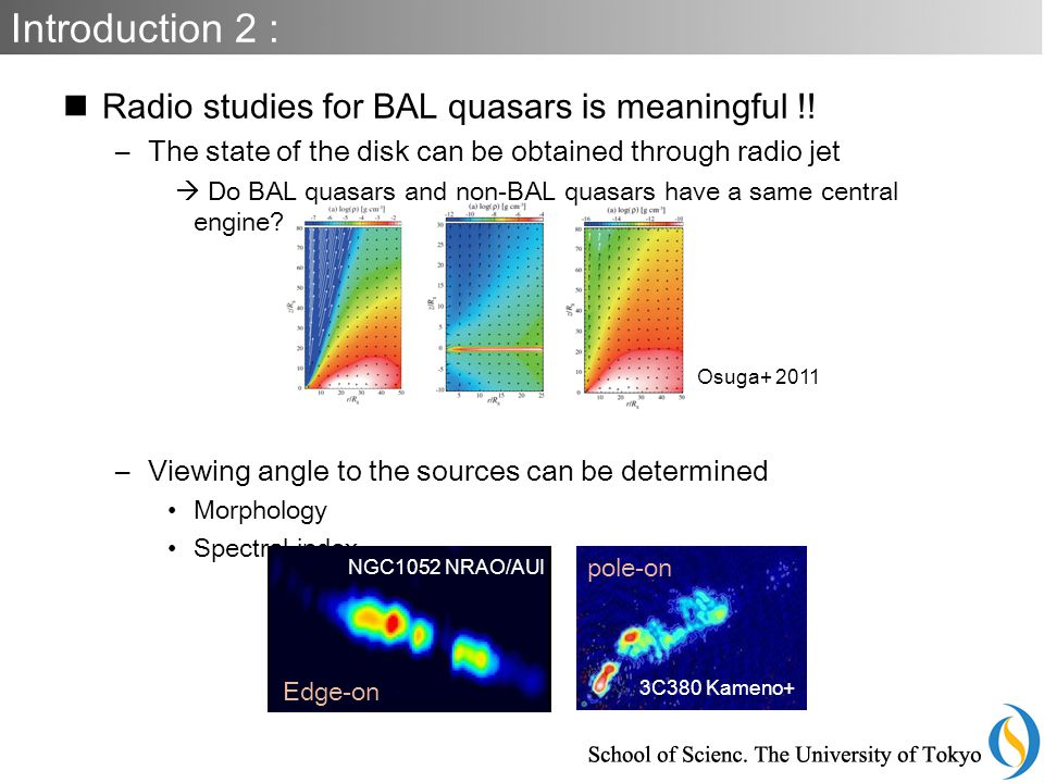 Radio studies for BAL quasars is meaningful !.