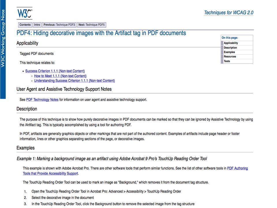 PDF4: Hiding decorative images