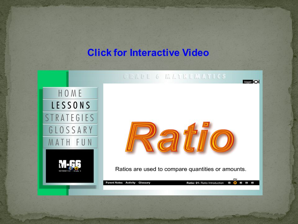 Click for Interactive Video