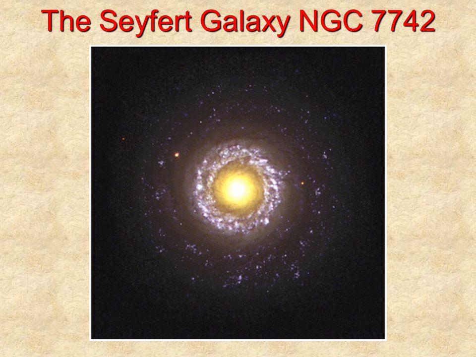 The Seyfert Galaxy NGC 7742