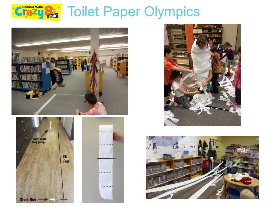 Toilet Paper Olympics