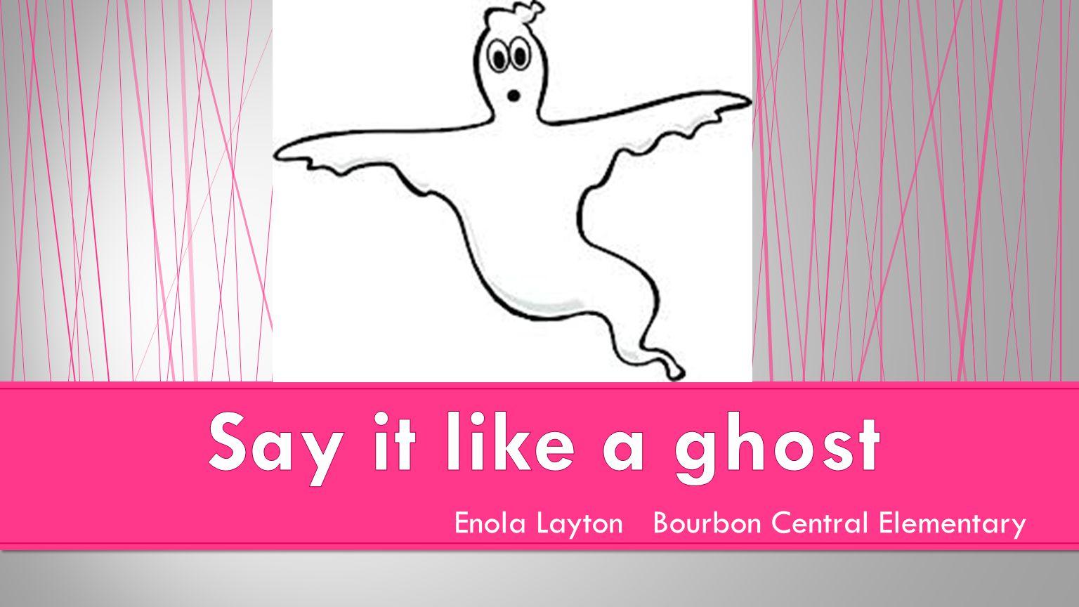 Enola Layton Bourbon Central Elementary