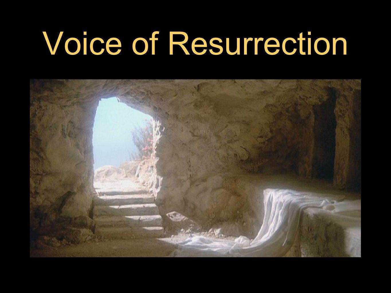 Voice of Resurrection