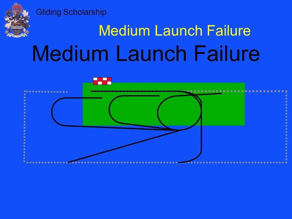 Gliding Scholarship Medium Launch Failure