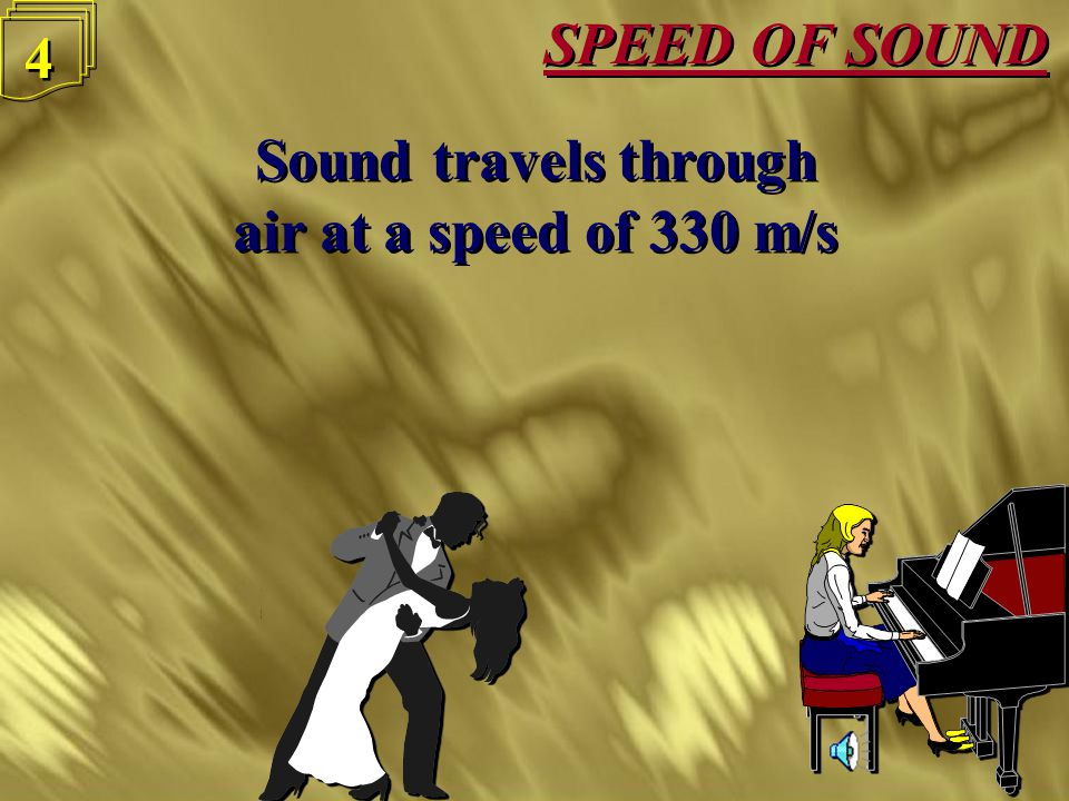 3 3 Sound waves are caused by vibrating objects Sound waves are caused by vibrating objects