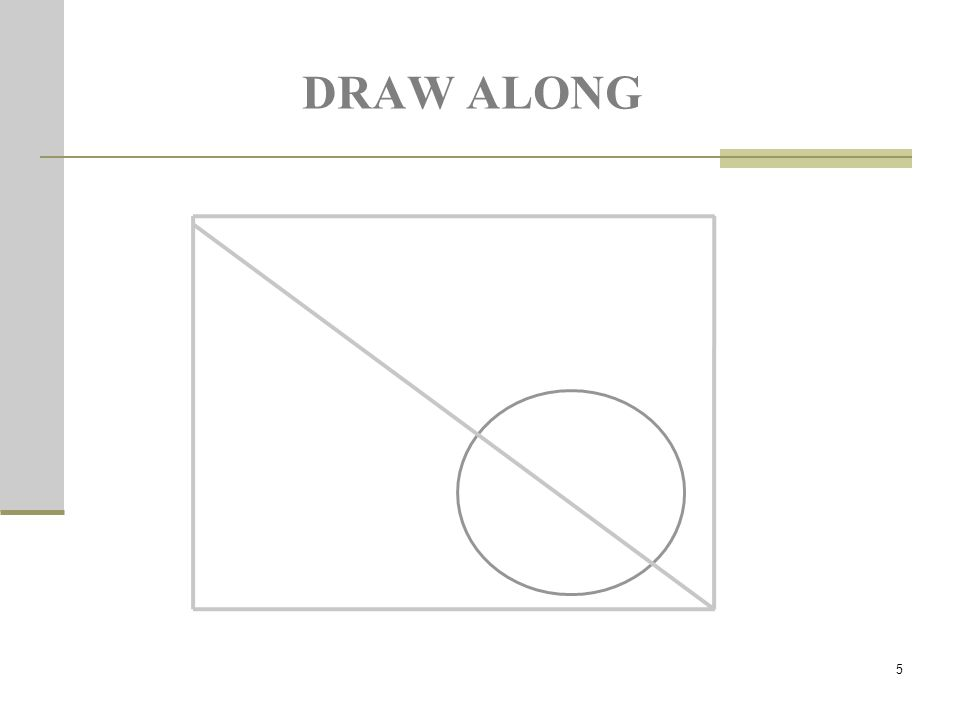 DRAW ALONG 5