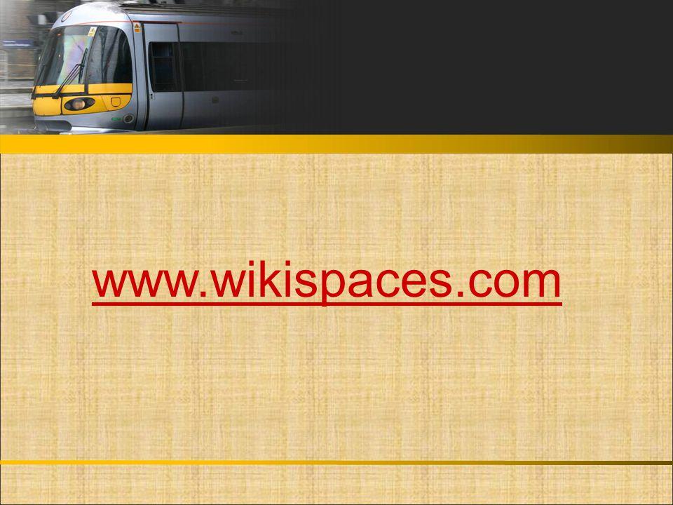 www.wikispaces.com