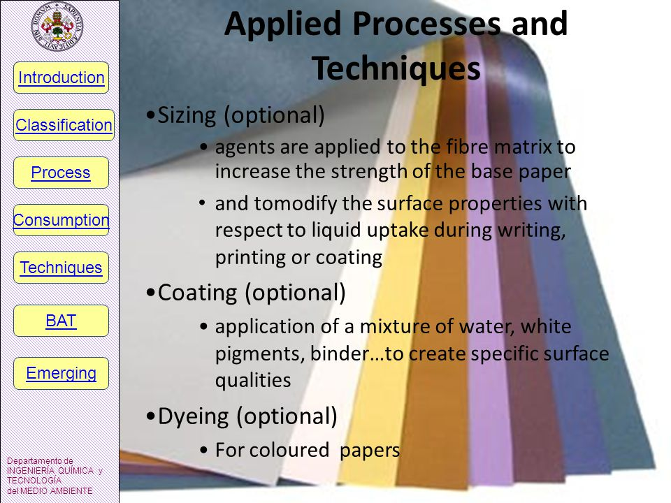 Emerging Techniques Condebelt ® process – The Condebelt ® drying process is a new way to dry paper and board.