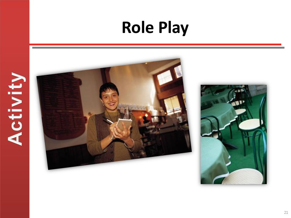 Role Play 21