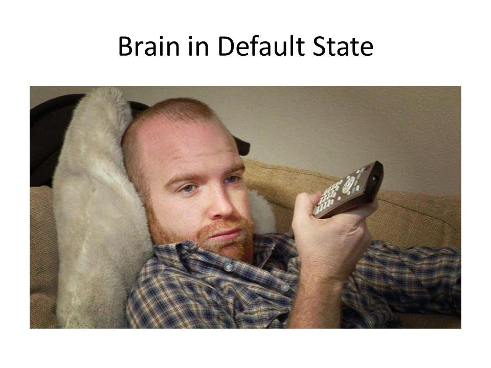 Brain in Default State