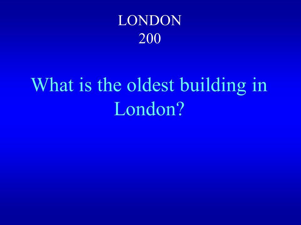 BACKEXIT Big Ben Big Ben is a symbol of London.