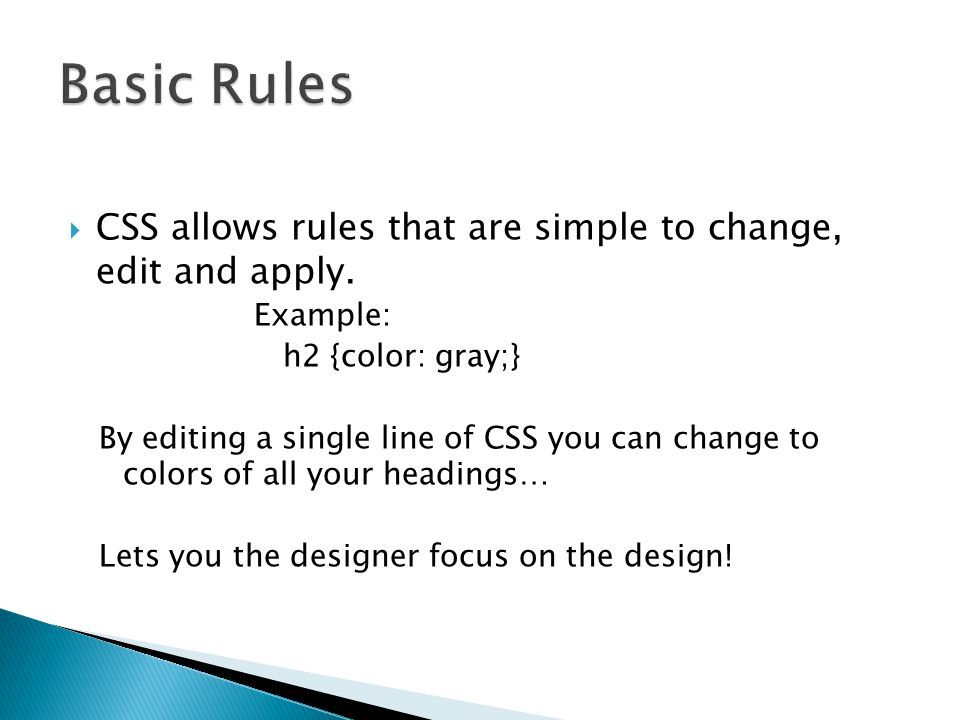 HTML5 first letter CSS document for the above HTML5 p:first-letter { color: red; }