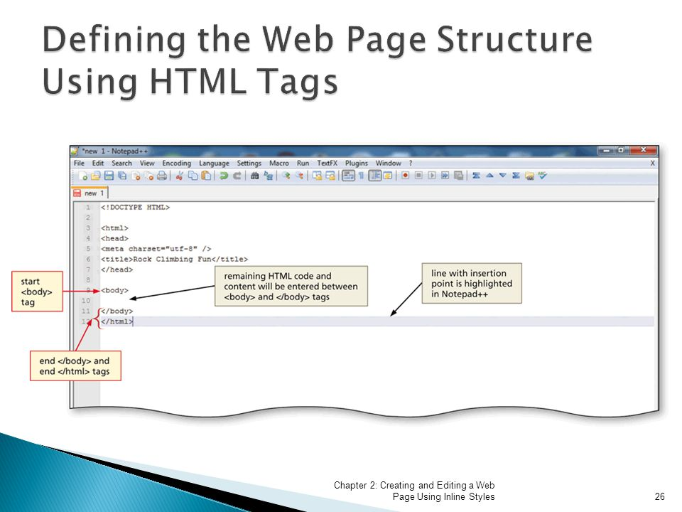 Chapter 2: Creating and Editing a Web Page Using Inline Styles26