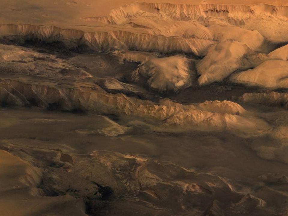 Mars valle marinaris