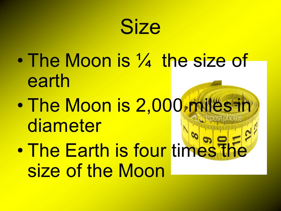 The Moon's Landforms/Craters Craters were created by meteors hitting the moon's surface.