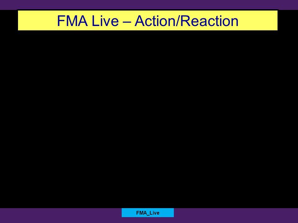 FMA_Live FMA Live – Action/Reaction