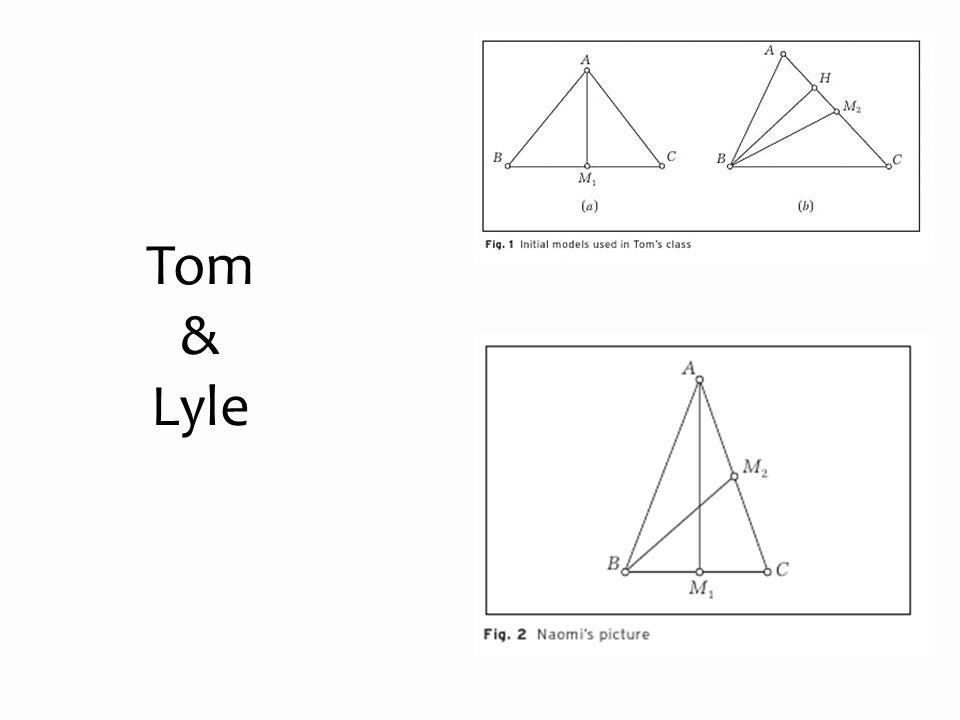 Tom & Lyle