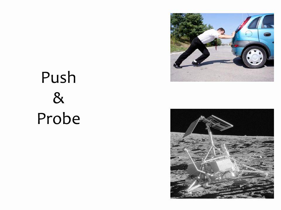 Push & Probe
