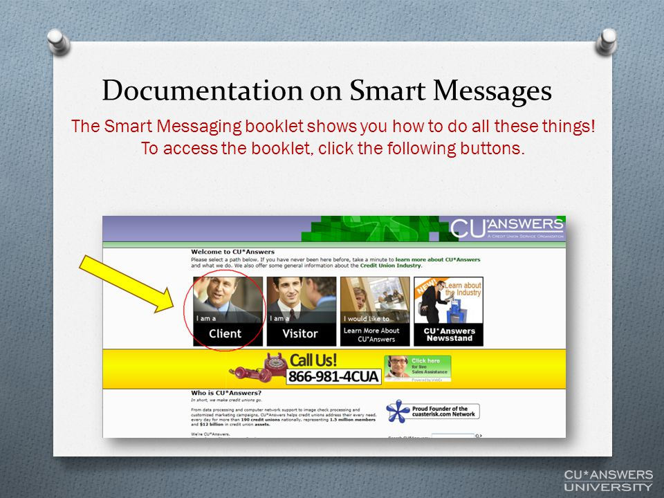 Documentation on Smart Messages The Smart Messaging booklet shows you how to do all these things.