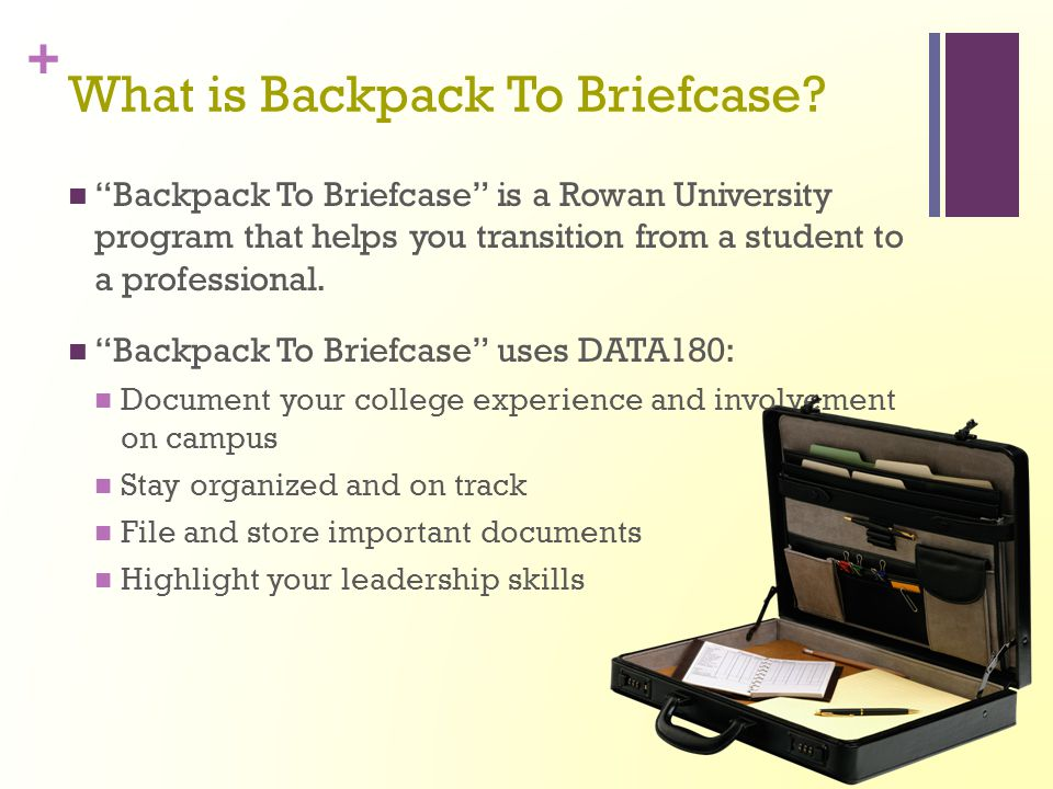 + What are the Benefits as a Rowan Student to Create a Showcase.