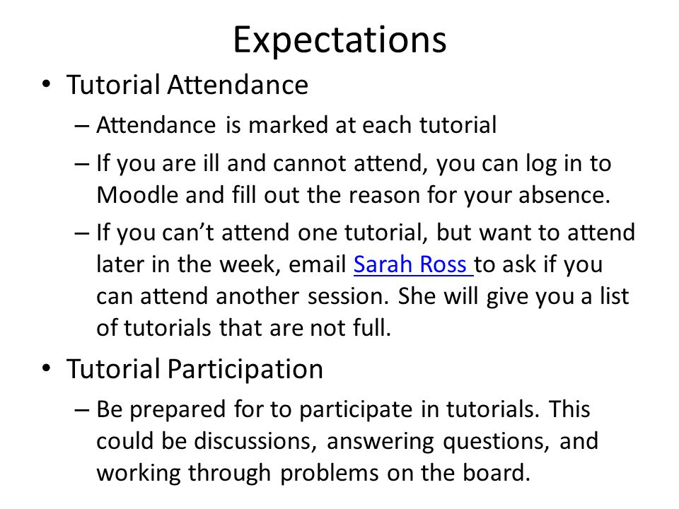 Introductions/Student Rep Student Introductions Student Representative: – Each Tutorial Group is required by the ECON Department to have a Student Representative.