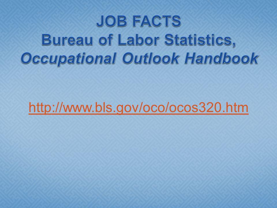 http://www.bls.gov/oco/ocos320.htm