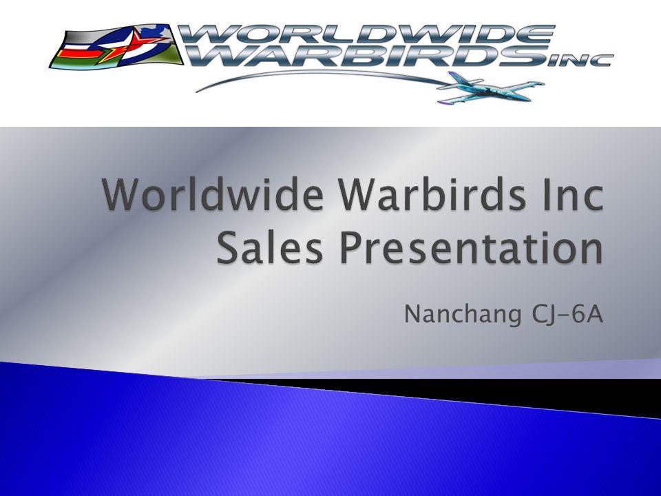 Worldwide Warbirds, Inc.