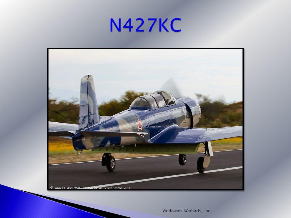  EXTERIOR  Russian style Winter Blue camo scheme 10/10  Detailed landing gear and gear wells  Stainless steel hardware Worldwide Warbirds, Inc.