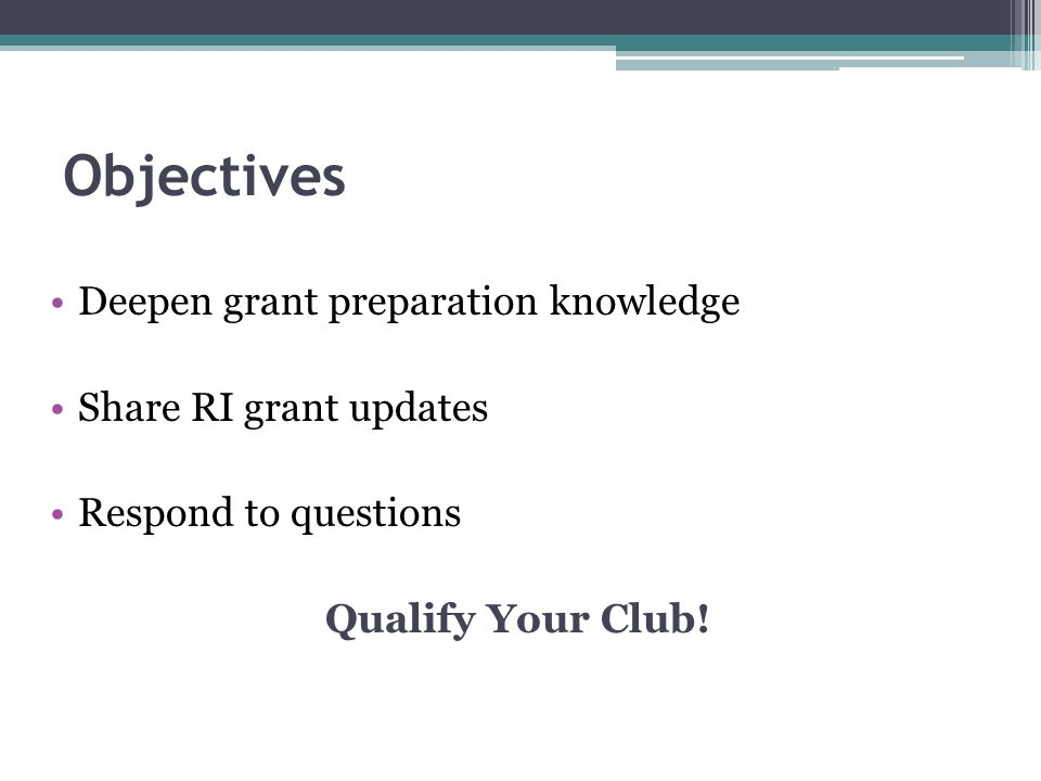 Global Grants Process 1.Contact Global Grants Chair, Todd Bollig 2.Connect with assigned Grant Mentor 3.Follow timelines and due dates 4.Identify Host Rotary Club 5.Conduct Needs Assessment with the project Community Leaders and Host Club Rotarians
