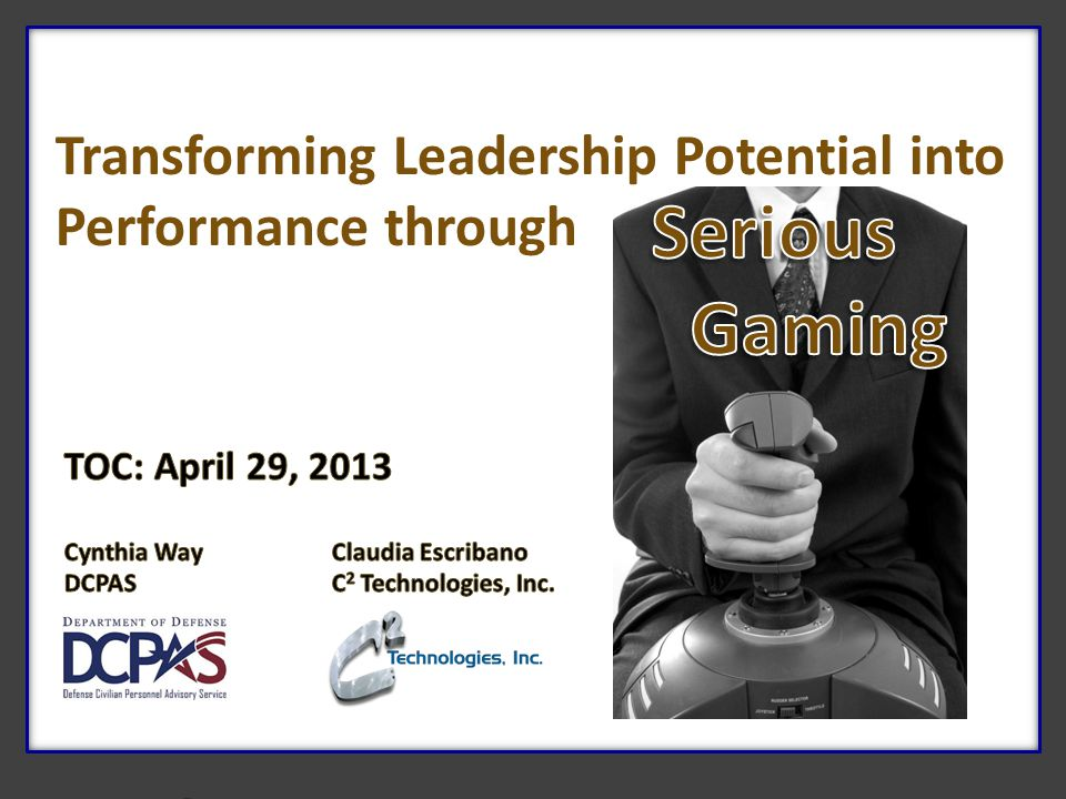 Transforming Leadership Potential into Performance through