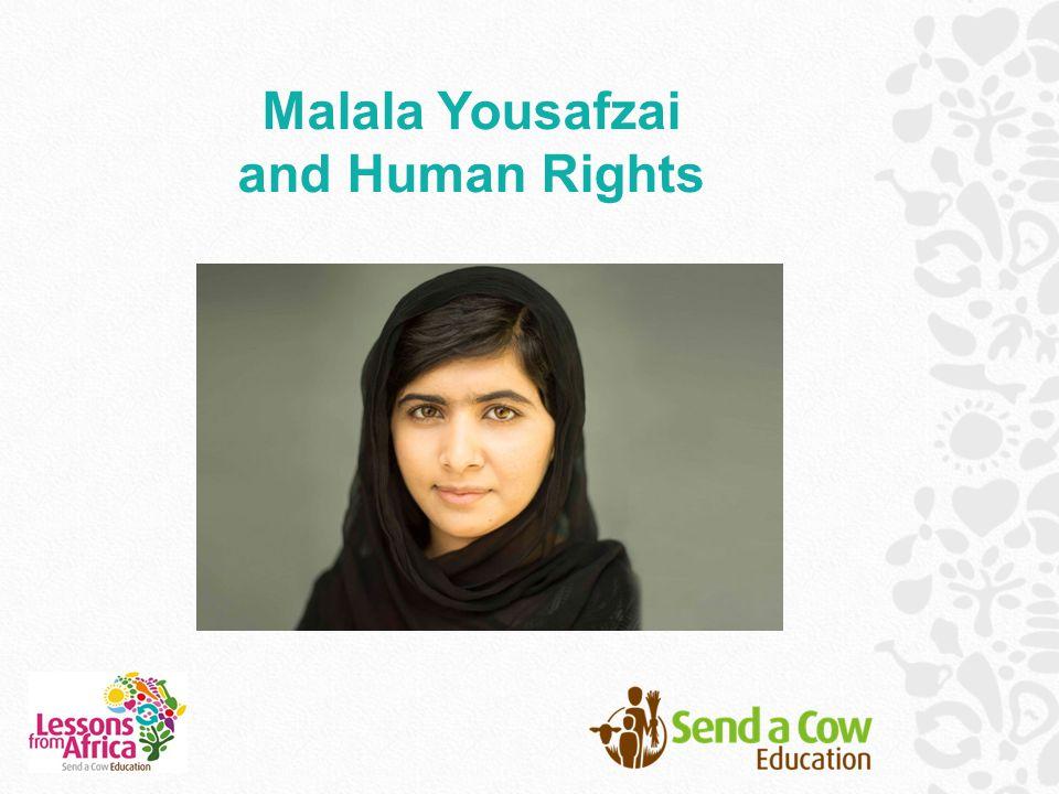 Malala Yousafzai and Human Rights