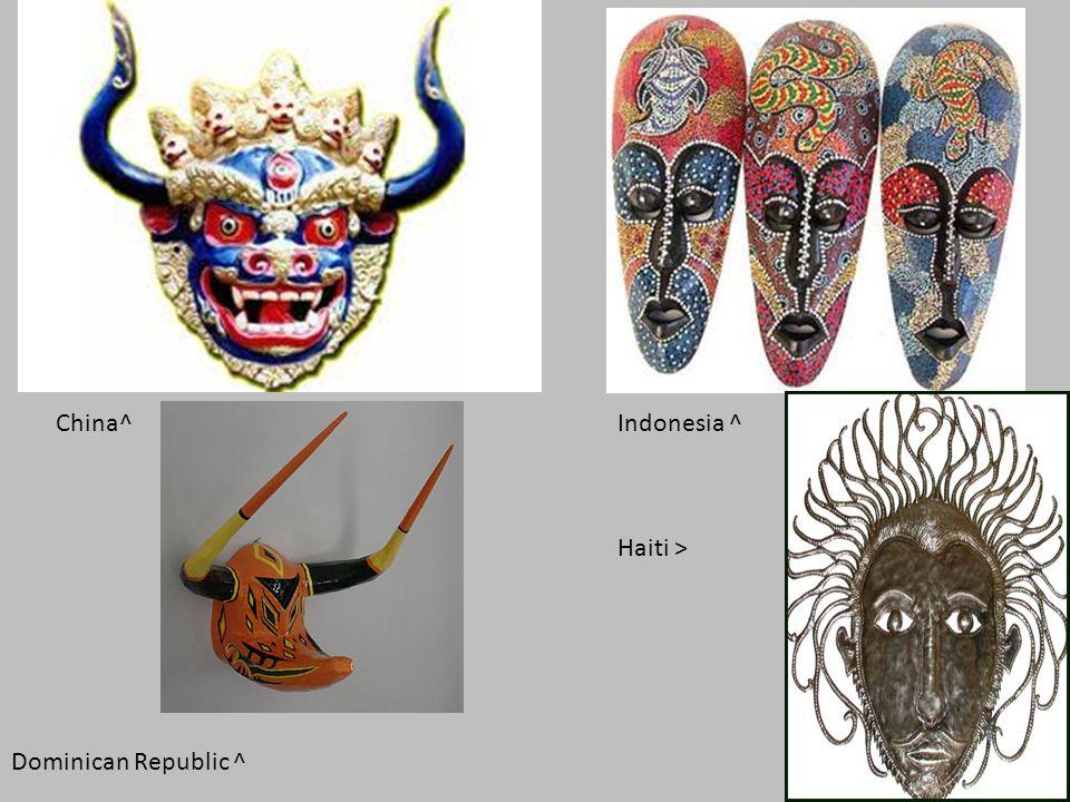 China^Indonesia ^ Dominican Republic ^ Haiti >
