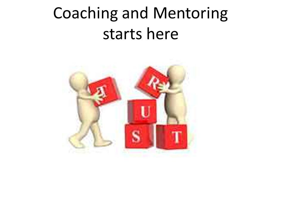 How do you build trust? ? = ? ?